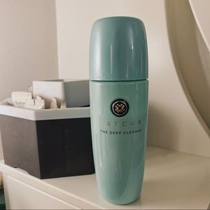 TATCHA the deep cleanse exfoliating cleanser 5 oz